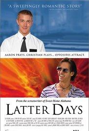 Watch Latter Days Online Free 2003 Putlocker