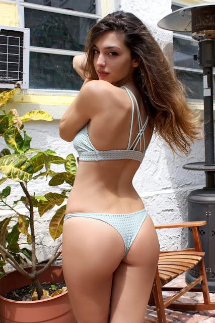 Hot girls Celine Farach sexy Florida model 7