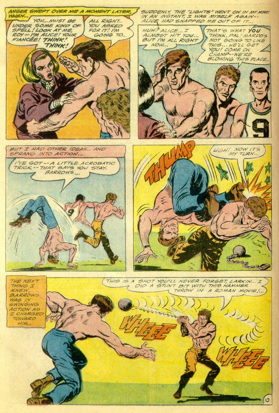 Strange Adventures (1950) issue 193 - Page 12