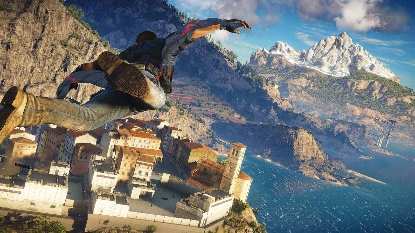 Just Cause 3 ESPAÑOL PC Descargar Full (CPY) + REPACK 10 DVD5 (JPW) 6