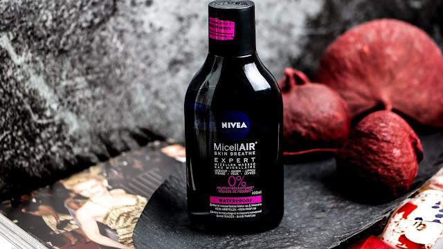 Nivea MicellAir Skin Expert Mizellenwasser
