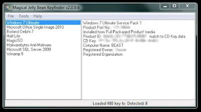 طريقة إيجاد مفتاح تفعيل ويندوز الخاص بك - برنامج Key Finder