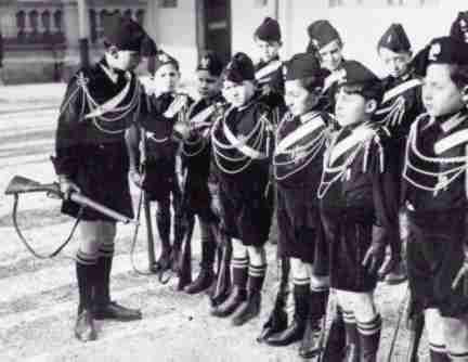 Benito Mussolini & the Italian Fascism State
