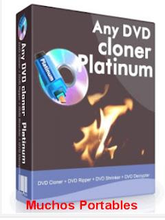 Any DVD Cloner Platinum Portable