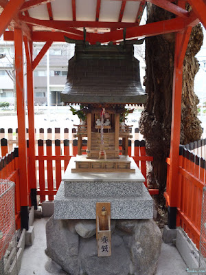 神津神社山之稲荷神社