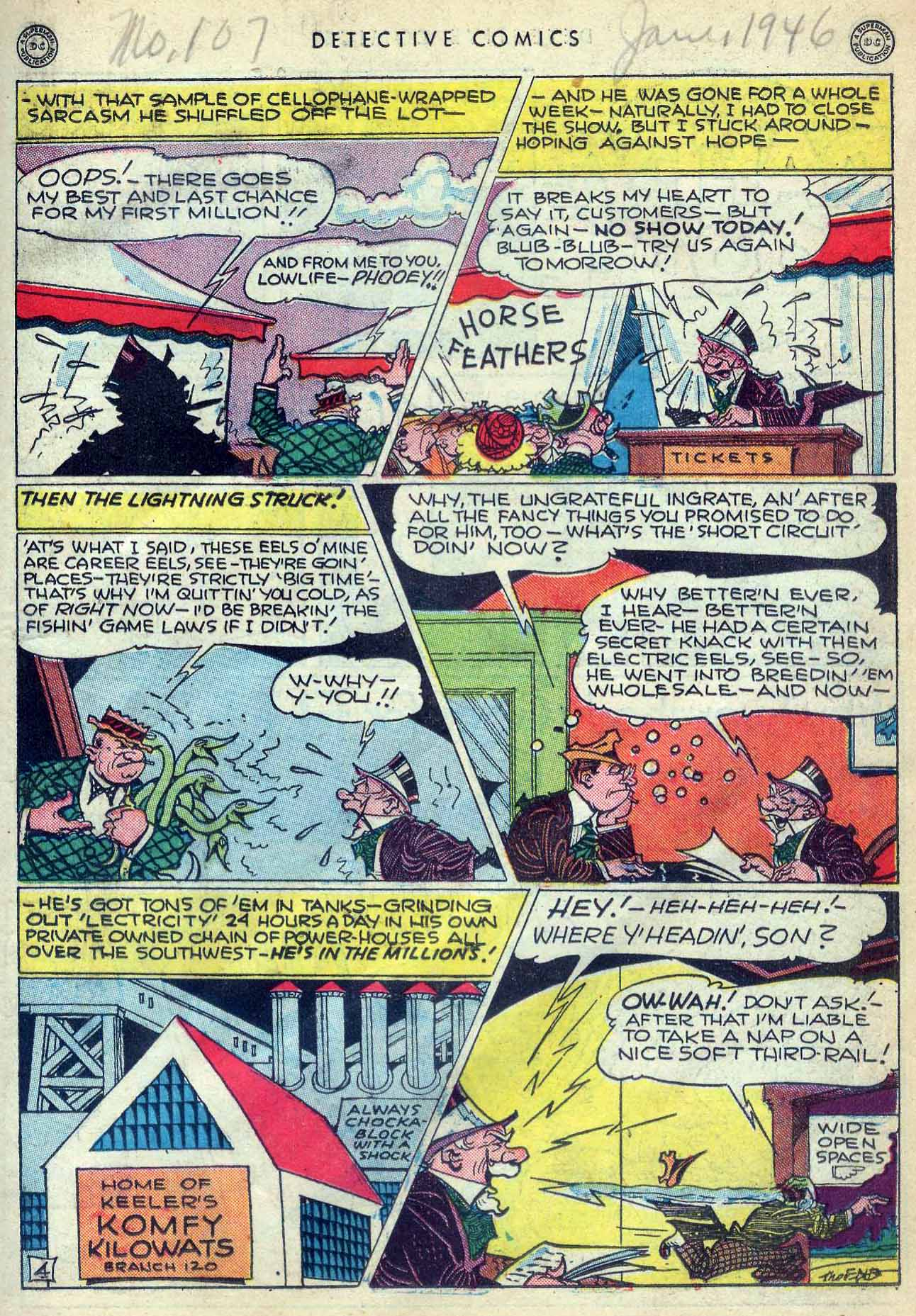 Detective Comics (1937) 107 Page 26