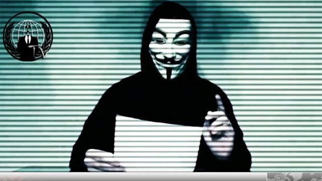 """""""Esperen una movilización total"""": Anonymous lanza la operación Niza para vengarse por el atentado"""