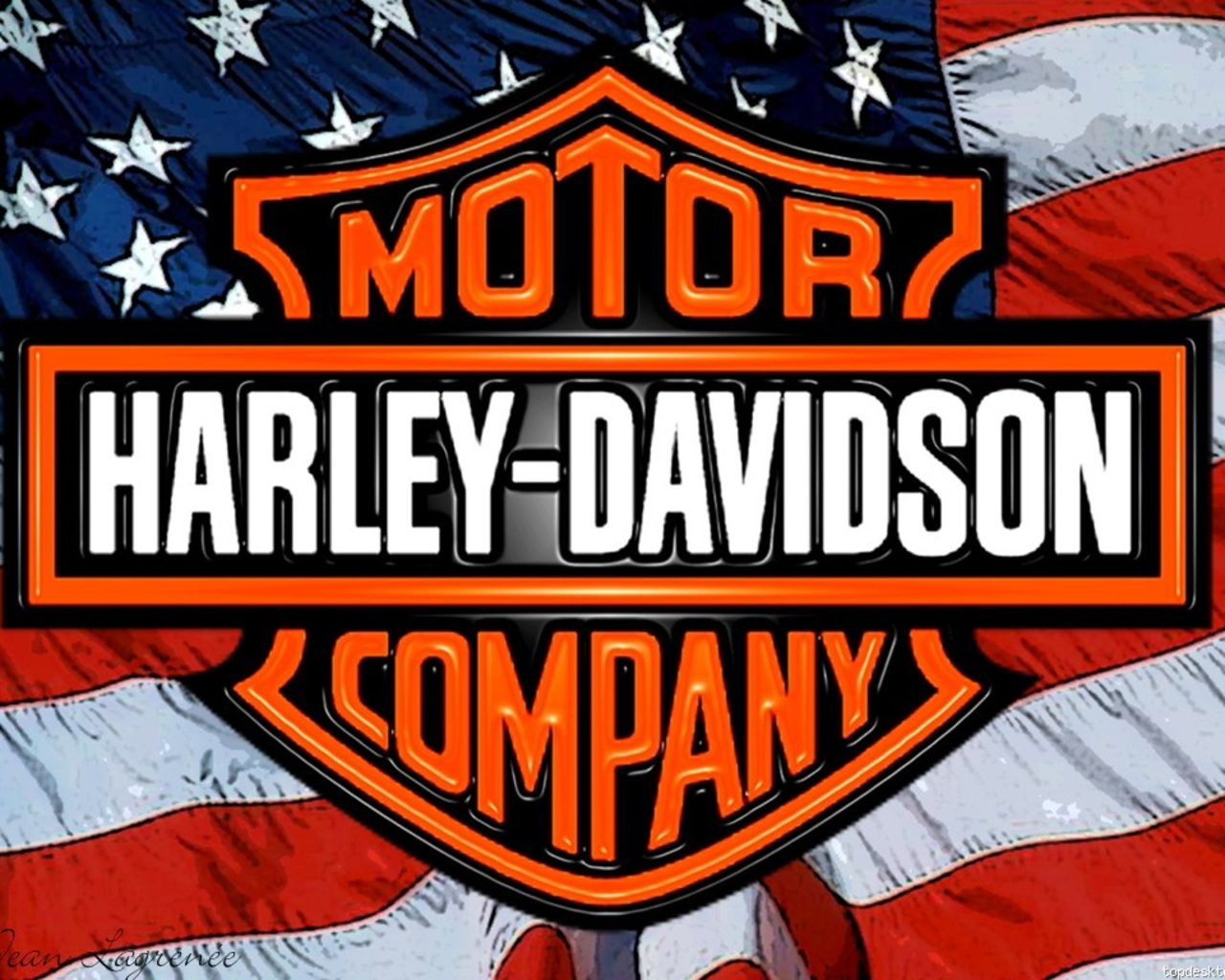 Harley Davidson Log: Sports Bike Blog,Latest Bikes,Bikes In 2012: Logo Harley