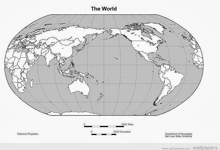 Mundo de Contorno Outline