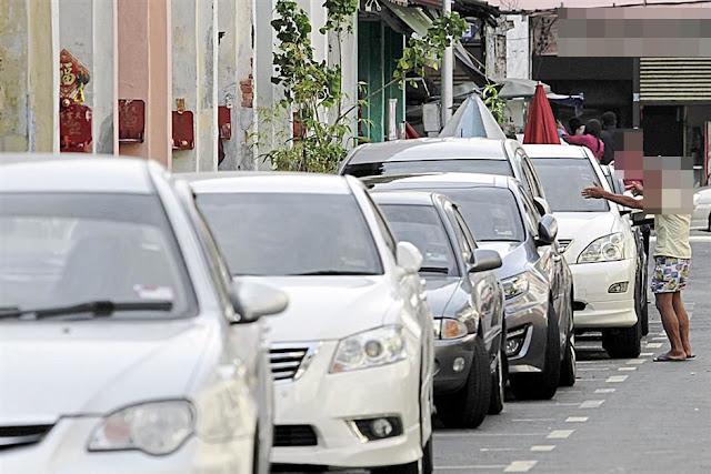 'Ulat Parkir' Meringkuk Dalam Penjara Selepas Mengaku Bersalah Minta RM10