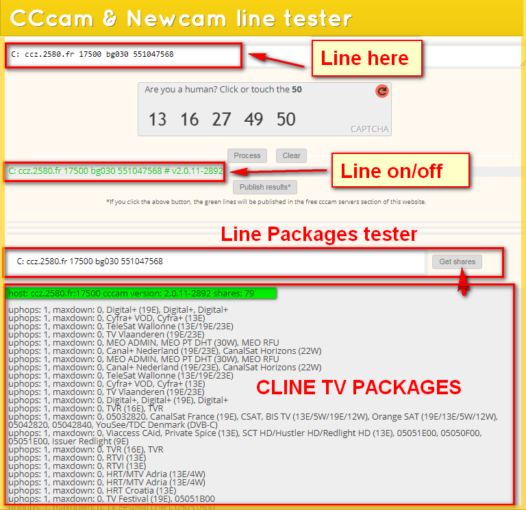 all cccam generators 2019 - Najisat Free Cccam Server