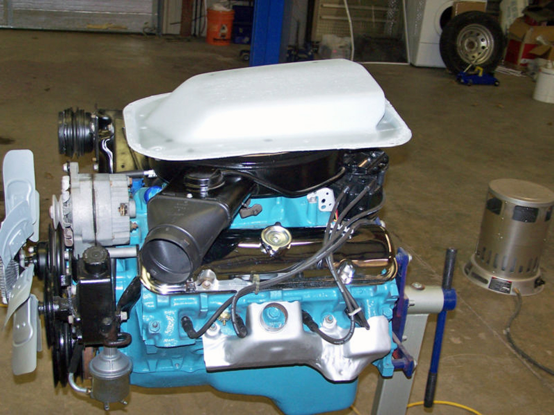 By 1978, the TA 6.6 engine was at its height of development.