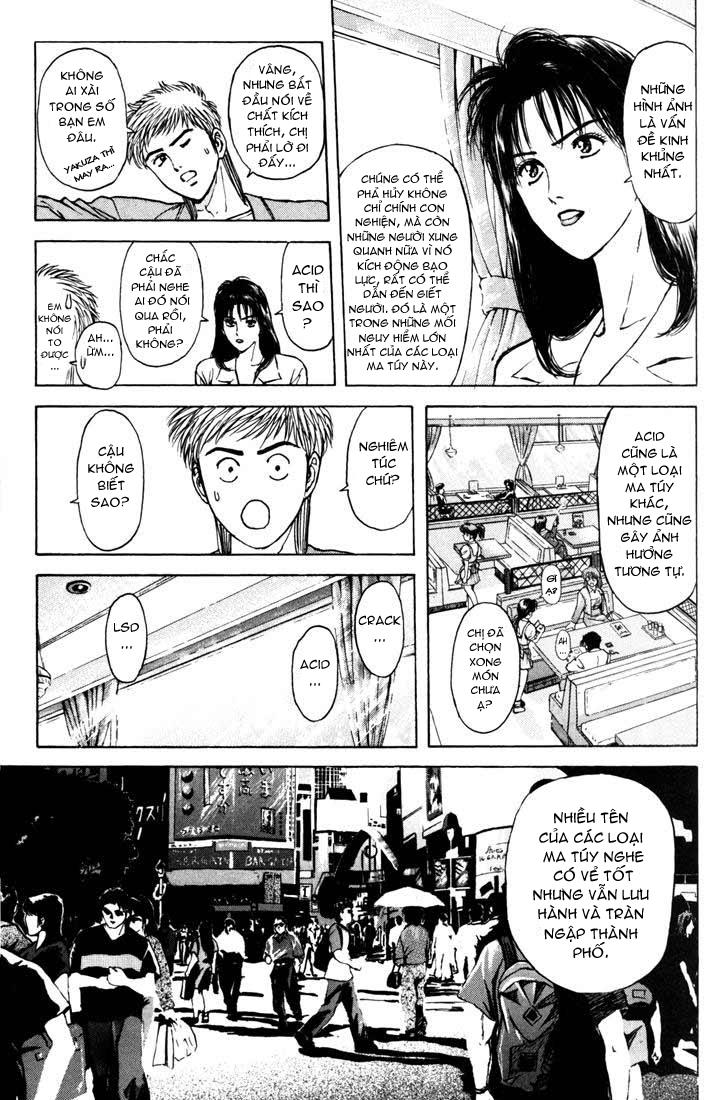 Psychometrer Eiji chapter 54 trang 14