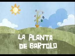 La planta de Bartolo