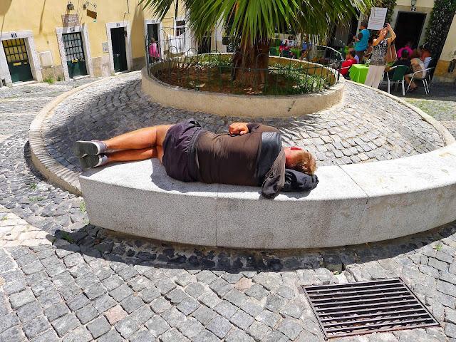 Drunk Tourist