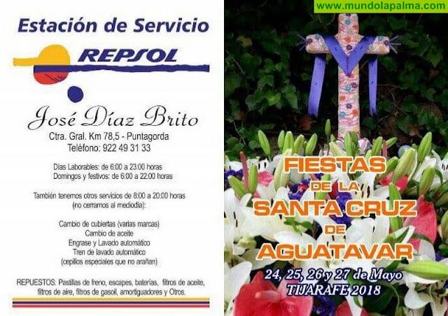 Fiestas Cruz Aguatavar Tijarafe 2018