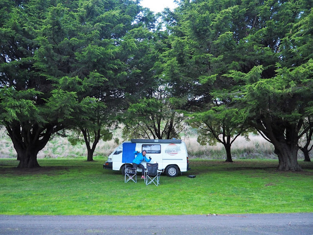 Campsites Great Ocean Road