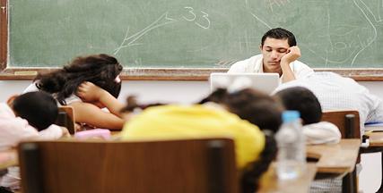 Tidur Pun Boleh Saat Guru Aktif 8 Jam
