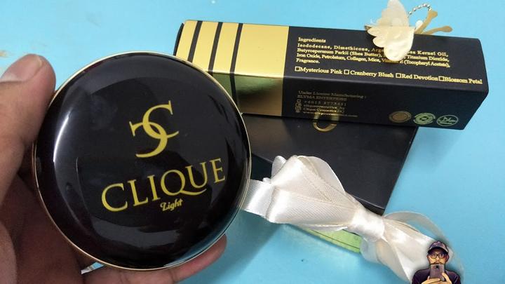 Menang Cabutan Bertuah dari Clique