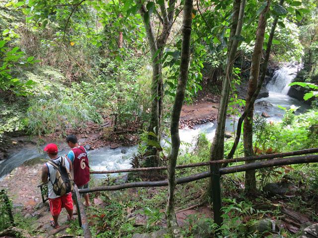 Subic Waterfalls