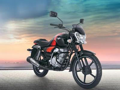 Bajaj V12, 125 cc engine bike wallpaper