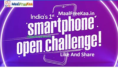 India No 1 Smartphone RealMe 3