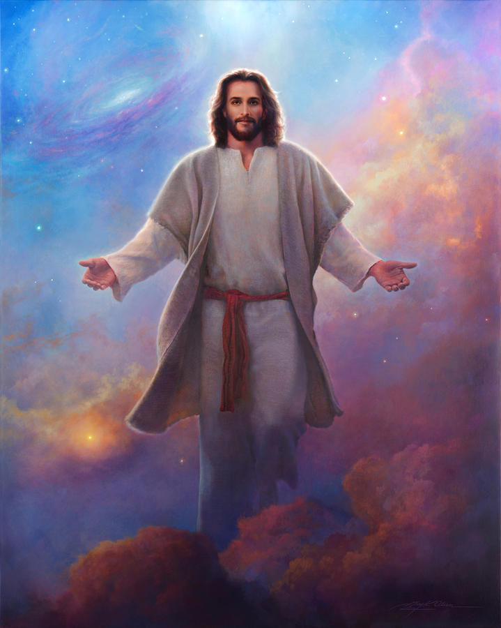jesus christ and international leadership Edition of jesus on leadership is simply proof of how god's energizing international version  jesus christ— leadership i.