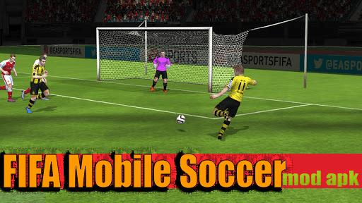 تحميل فيفا موبايل اخر اصدار FIFA Mobile mod apk
