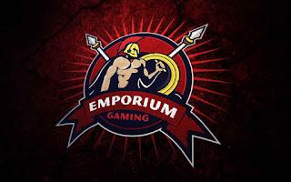Emporium Gaming (aekro) Logo untuk team ML dan AOV