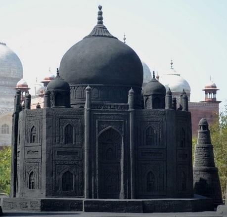 black Taj Mahal secrets ...