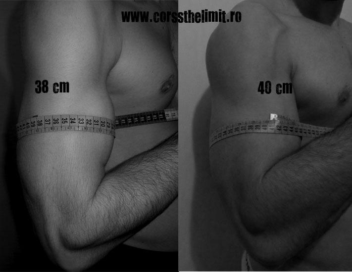 joshua pierderea în greutate