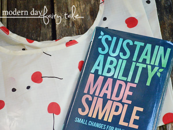 Sustainability Made Simple {A Growing a Green Family Giveaway}