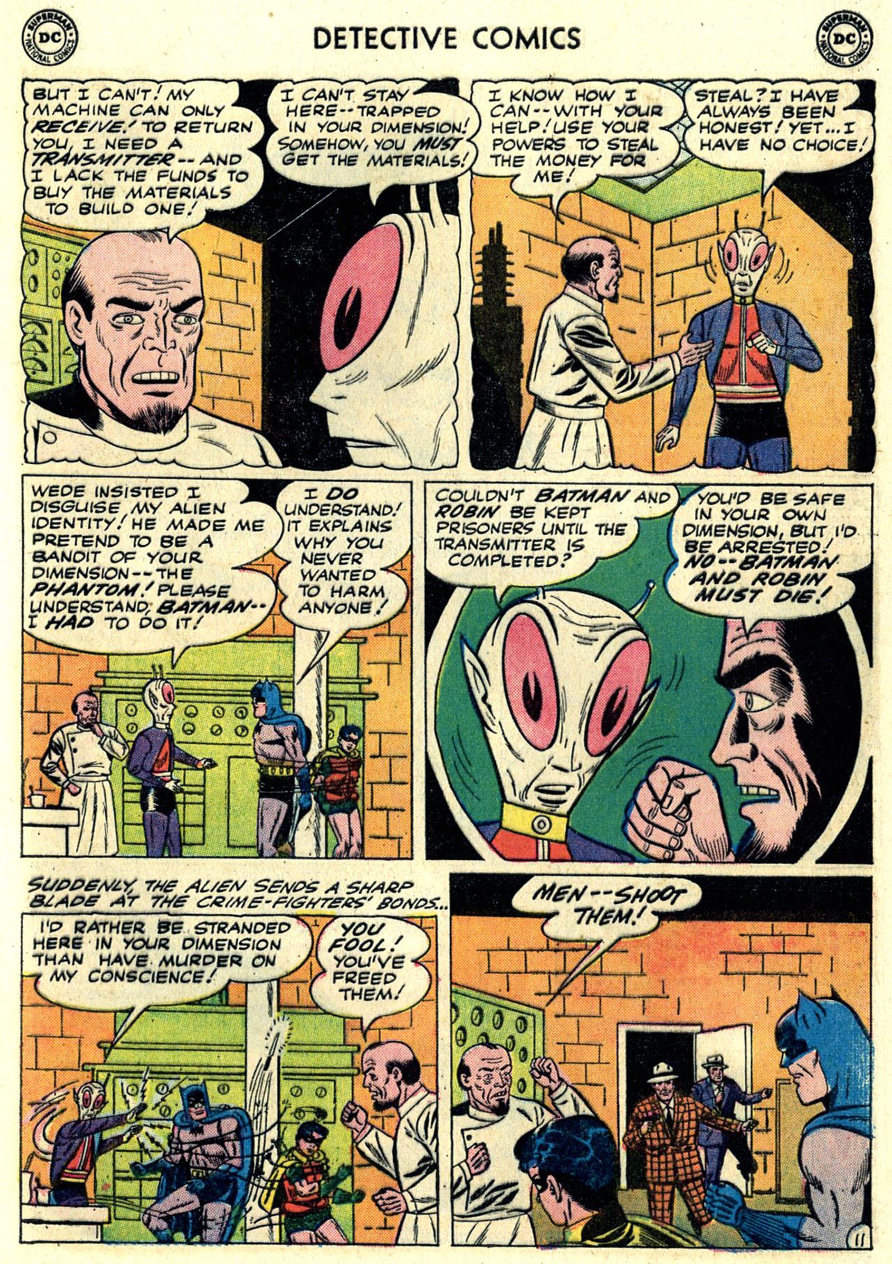 Detective Comics (1937) 283 Page 12