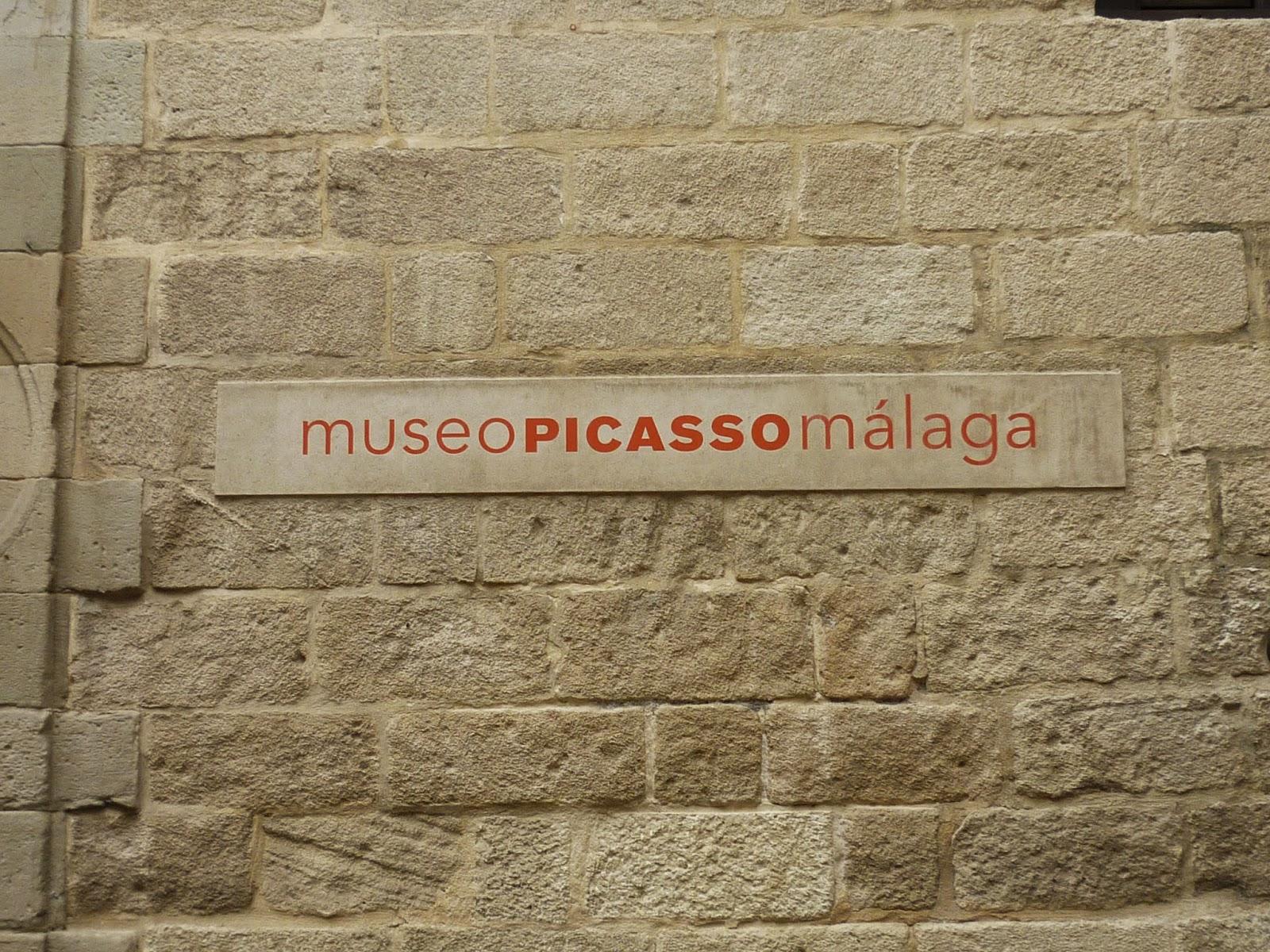 Malaga - Espagne - musée Picasso