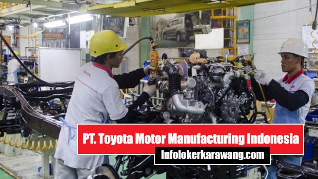 PT Toyota Motor Manufacturing Indonesia Karawang