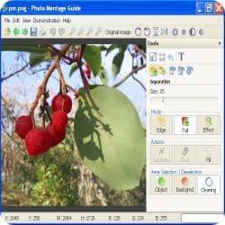 تحميل PHOTO MONTAGE GUIDE مجانا تغيير حجم الصور مع كود التفعيل