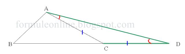 Inegalitati geometrice problema rezolvata 34