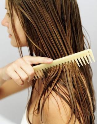 Cómo peinar el cabello