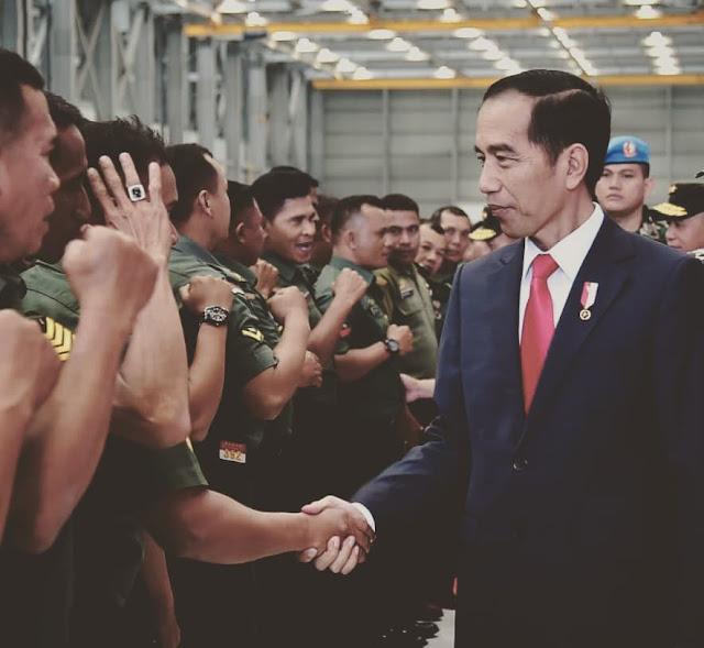 Galery Foto Jokowi Jelang Pilpres 2019
