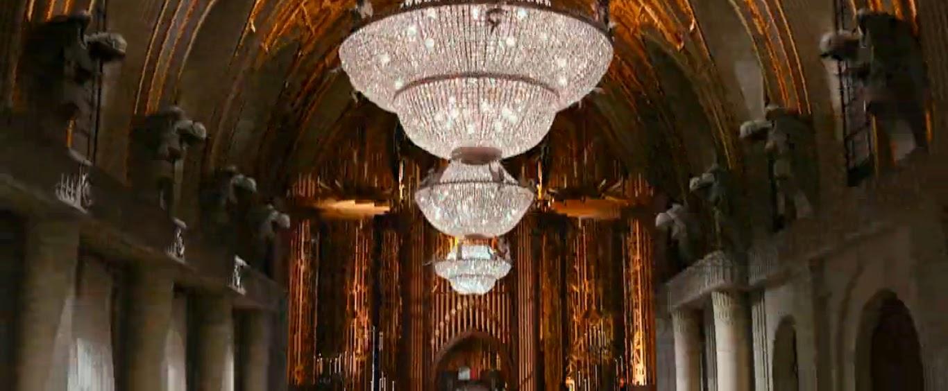 The Great Gatsby Set Design Art Deco Interiors