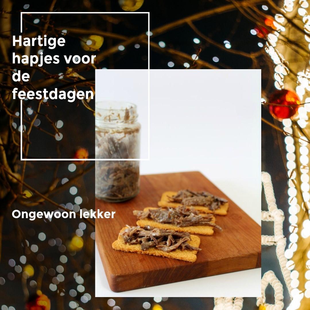 Hollandse Rillette van Poldergans
