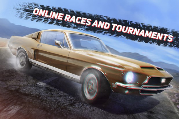 GTR Speed Rivals Mod Apk Unlimited Money Terbaru