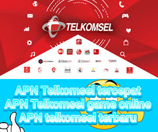 settingan APN telkomsel 3G & 4G tercepat stabil 2019