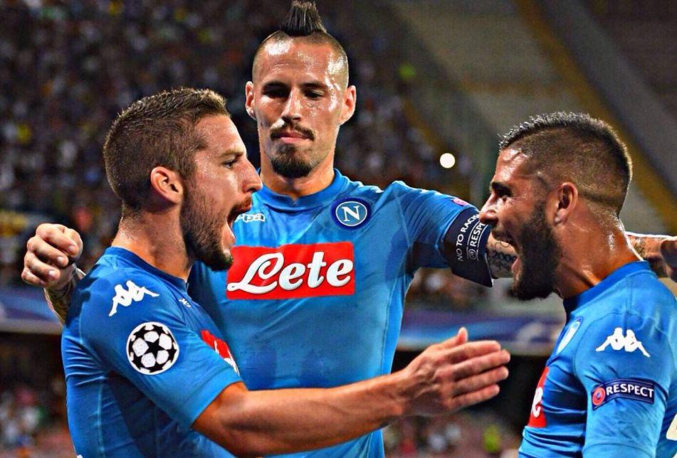 Dove Vedere Napoli-Sassuolo Streaming Video Diretta Online | Calcio Serie A