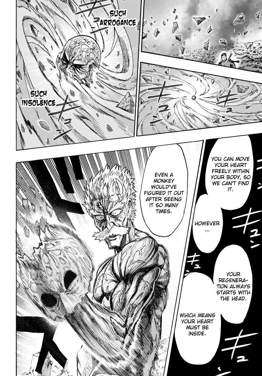 Onepunch-Man - Chapter 52