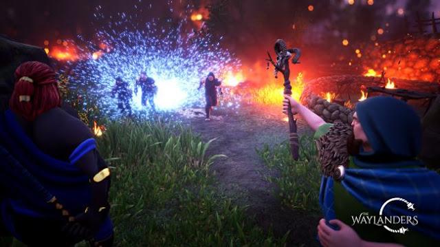 Conheça The Waylanders, um RPG de viagem no tempo inspirado em Dragon Age: Origins