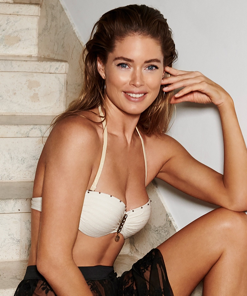 Doutzen Kroes for Hunkemoller Summer 2019 Swimsuit Campaign