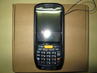Motorola MC4597 scanner barcode