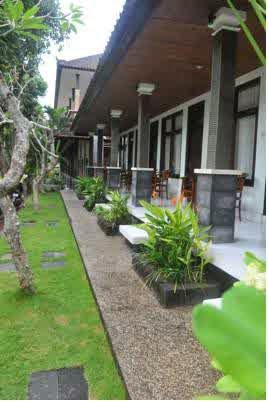 Balitis Homestay teras murah