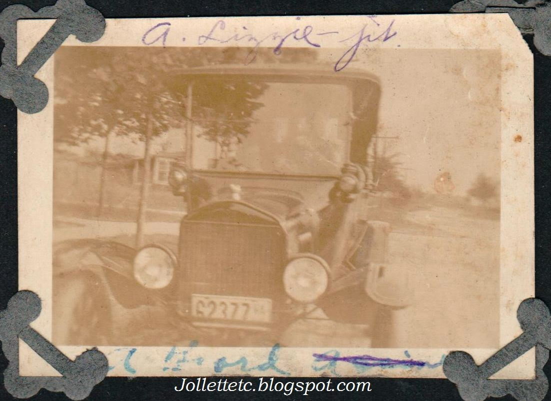Car about 1920  http://jollettetc.blogspot.com